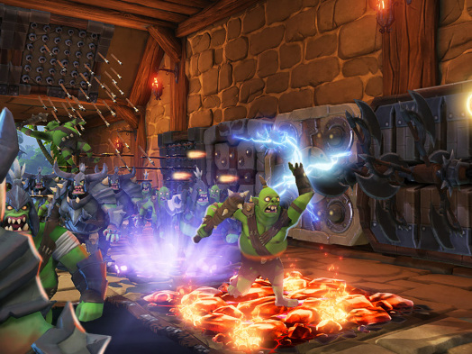 Robot Entertainment Shutting Down 'Orcs Must Die! Unchained' and 'Hero Academy'