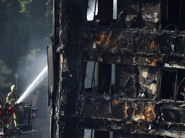 Inside London Fire Brigade: Firefighters Relive Grenfell Tower Tragedy In ITV Documentary