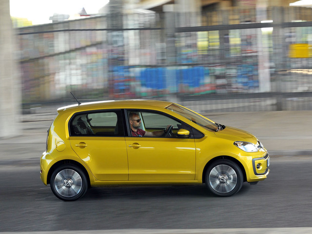 Nearly new buying guide: Volkswagen Up