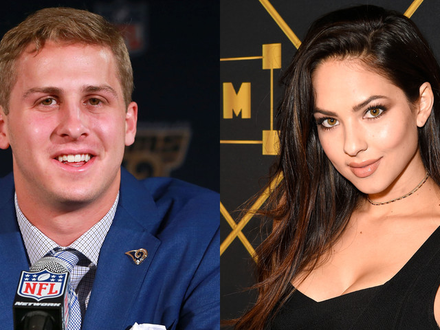 Who Is Rams Quarterback Jared Goff Dating? Meet His Rumored Girlfriend Christen Harper!