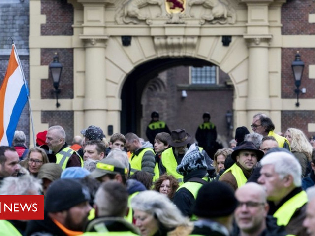 Egypt restricts sales of yellow vests to stop protests