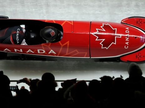 Canada's Kaillie Humphries earns women's bobsled bronze with Phylicia George