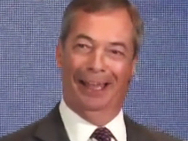 Nigel Farage says Jean-Claude Juncker is 'the only person who makes me feel I don't have a drink problem' as he slams EU chief on Sydney trip