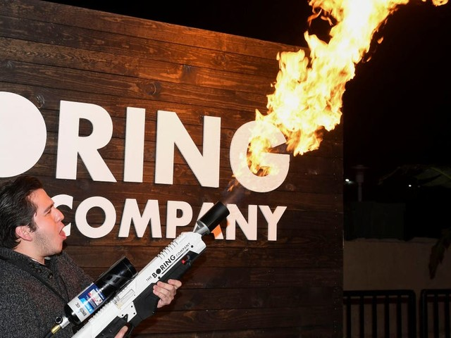 Elon Musk's 'Not-A-Flamethrower' has been turning up in drug busts and weapon seizures
