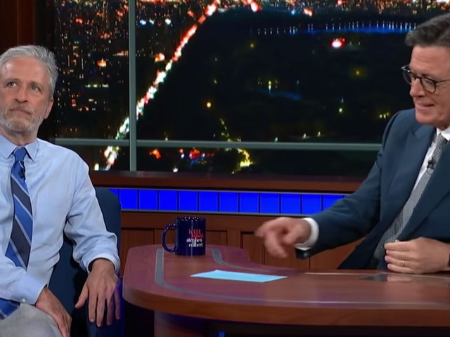 Jon Stewart Wants You to 'Stop With the Logic' and Accept His Lab-Leak Theory