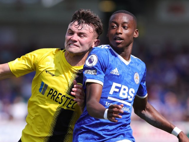 Ratings v Burton as Maswanhise shows promise in shoot-out loss