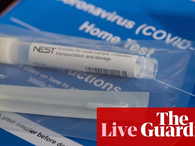 UK coronavirus live: statistics watchdog calls government's testing data inadequate and misleading