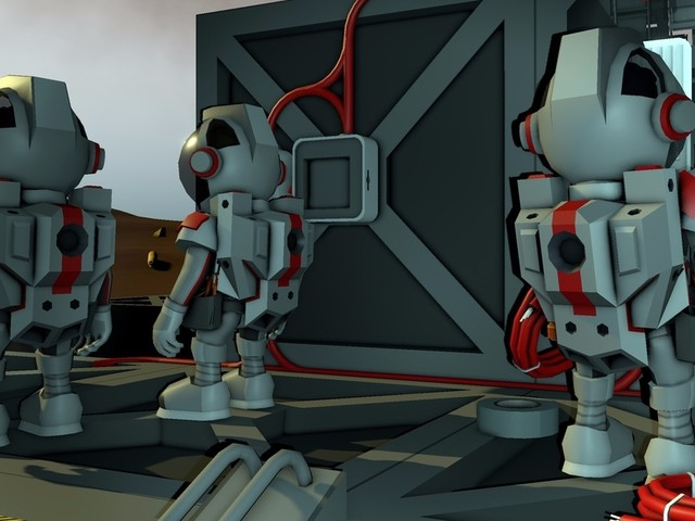 Dean Hall's spaceship management sim Stationeers is out now on Steam Early Access