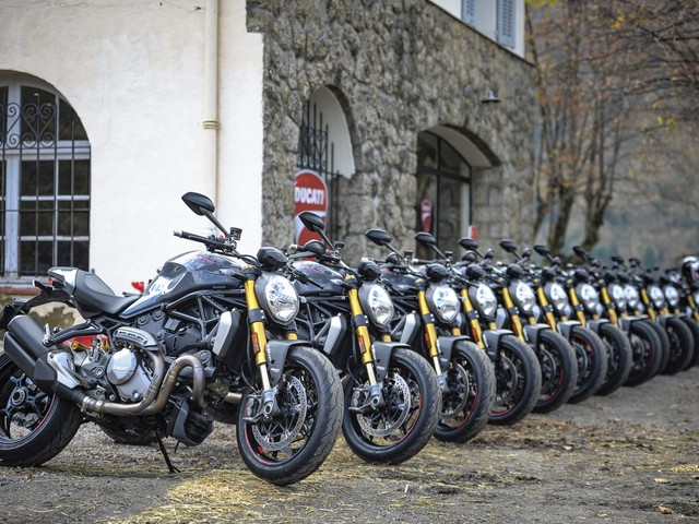 Ducati Financial Services Launches Financing Solutions With Zero
