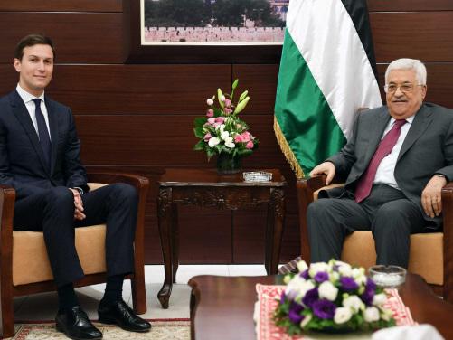 Trump aide Kushner has 'productive' talks with Netanyahu, Abbas