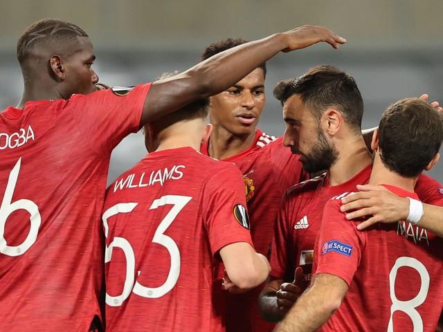 Manchester United 1-0 FC Copenhagen: Bruno Fernandes extra-time penalty seals Europa League semi-final spot
