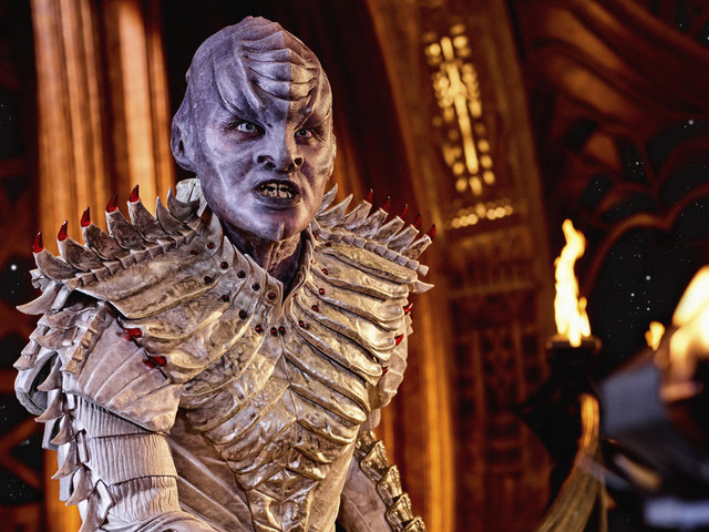 Hear the Star Trek: Discovery's Cast Say Their Favorite Klingon Phrases