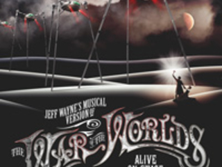 Tickets For Jeff Wayne's War Of The Worlds 40th Anniversary Tour On Sale 9am Today