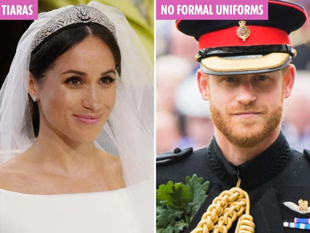 No tiaras for Meghan Markle or shoe shiners for Prince Harry – everything they'll lose by quitting royal life