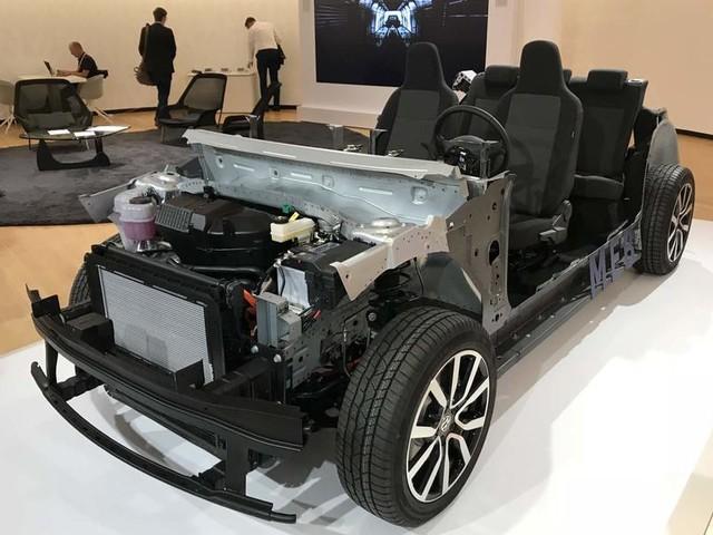 Volkswagen MEB electric car platform details revealed