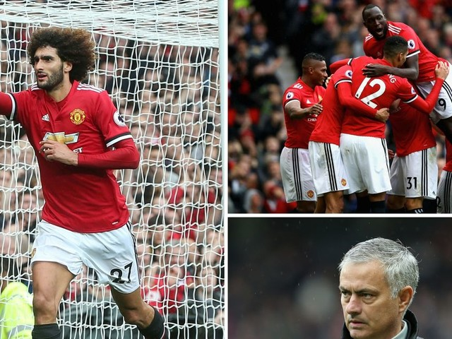 Manchester United news and transfer rumours LIVE Marouane Fellaini updates and Crystal Palace reaction