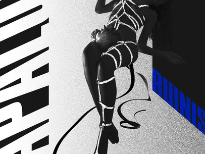 Review: Lapalux breaks down and reshapes house and techno sounds into something entirely unpredictable on Ruinism