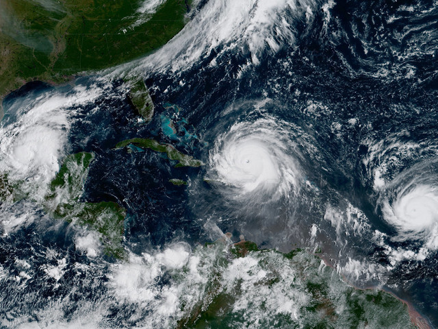 Let's Not Forget That Scientists Warned Us It Could Be A Nasty Hurricane Season