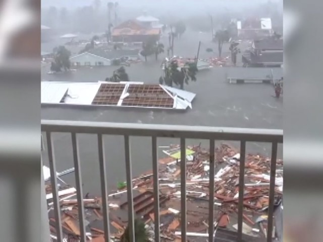 Live Tropical Storm Michael coverage: Downgraded storm surges into the southeast