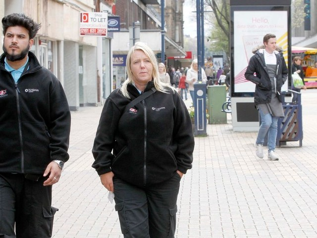 Enforcement officers could be used in clamp down on ale trail louts