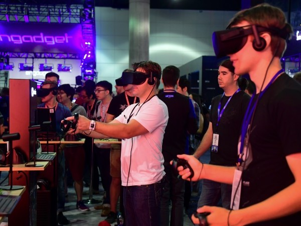 Gamers Face Their Demons in Virtual Reality at E3 2017