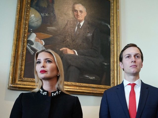 White House Says It's Investigating $500 Million in Loans to Jared Kushner's Real Estate Company
