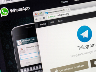 Russia asks Apple and Google to yank Telegram from app stores