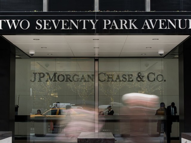 JPMorgan Plans New Manhattan Headquarters for 15,000 Workers - Bloomberg