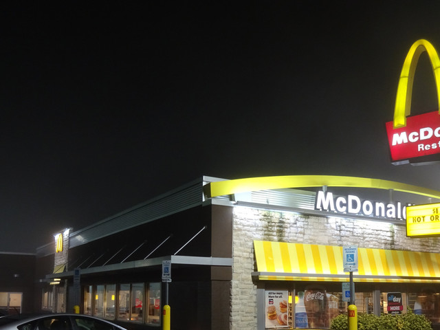 McDonald's Workers Historic Step, In Their Fight For Fairness
