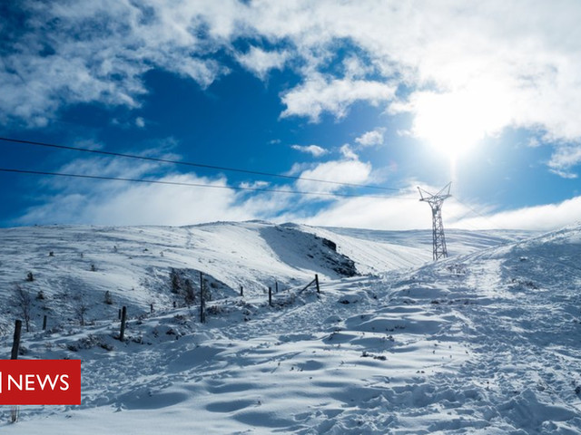 HIE takes control of CairnGorm Mountain