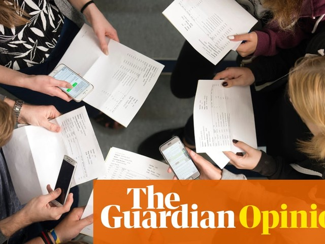 University admissions fail students. Let's give places for real grades, not predictions | Jo Grady