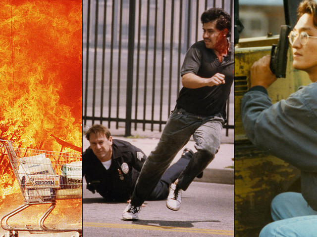 What Photographers Of The LA Riots Really Saw Behind The Lens