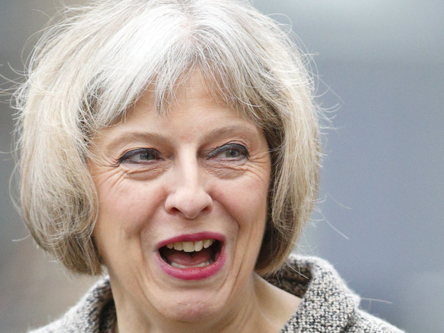 Theresa May's Salary Dwarfed By Her £2m Downing Street Perks
