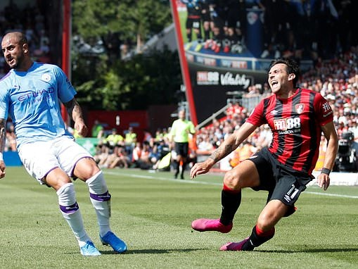 Charlie Daniels' injury woes continue as Bournemouth man suffers suspected dislocated kneecap