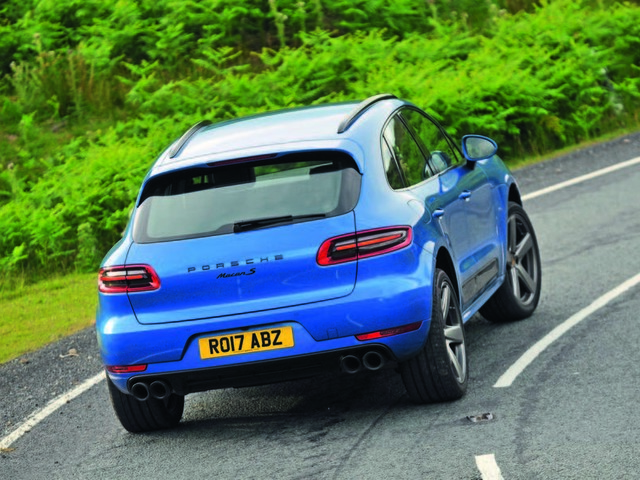 Nearly-new buying guide: Porsche Macan