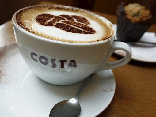 Private equity sharks circle Costa Coffee