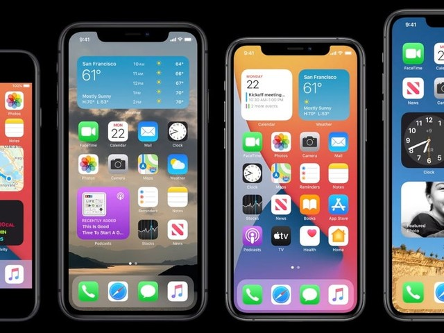 Apple's new iPhone software isn't coming to some older devices — here are the iPhones that are getting iOS 14 (AAPL)