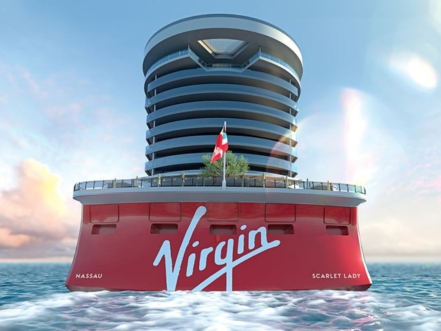 Virgin Voyages' Scarlet Lady cruise ship bookings are now open