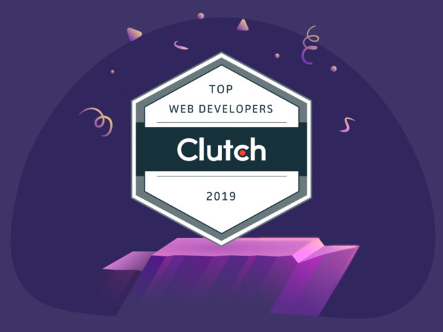 Clutch announces Quovantis as one of the top web development companies in India