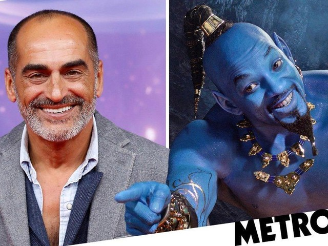 Will Smith 'boosted Aladdin set's energy' as co-star Navid Negahban reveals behind-the-scenes on Disney filming