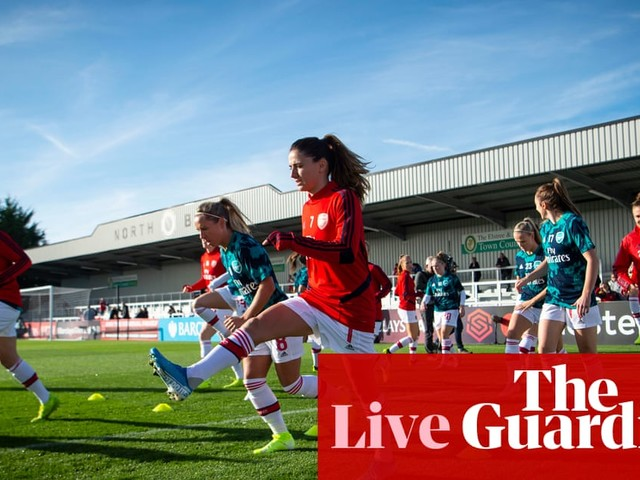 Arsenal v Manchester City: Women's Super League – live!