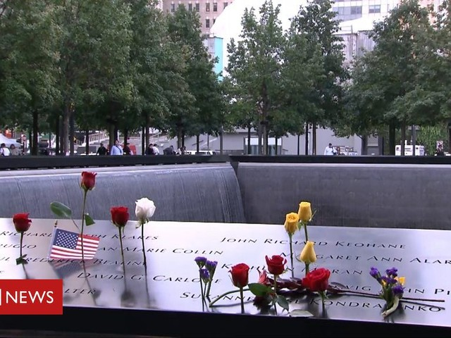 9/11 services held in America to mark 18th anniversary