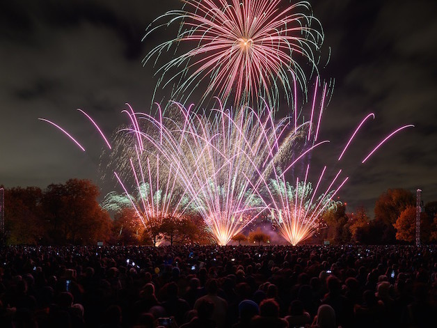 Where To Watch Fireworks On Bonfire Night 2019 In London