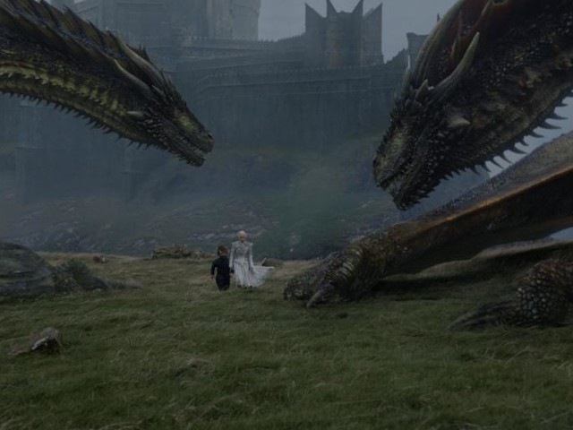 Even With Dragons on Both Sides, It's Still Game of Thrones' Armies That Matter Most