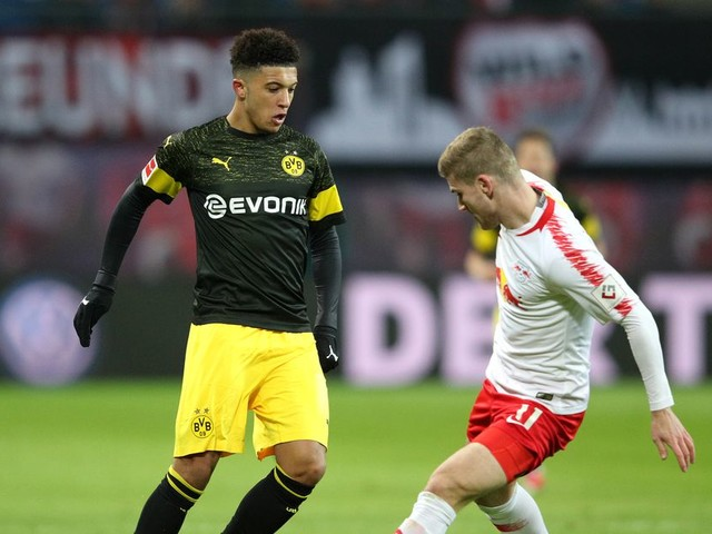 Man United also out on Chelsea-bound Timo Werner, but remain in for Jadon Sancho — report