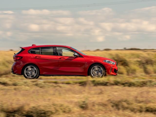 BMW M135i vs Mercedes-AMG A35 — Top Gear Test