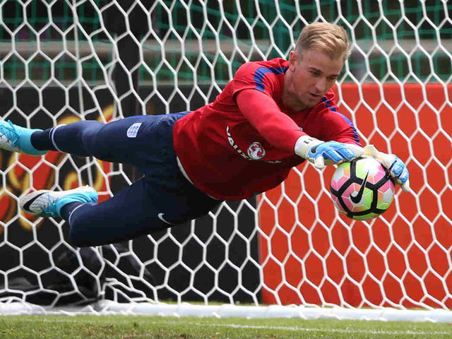 Man City wash their hands of Joe Hart with West Ham loan