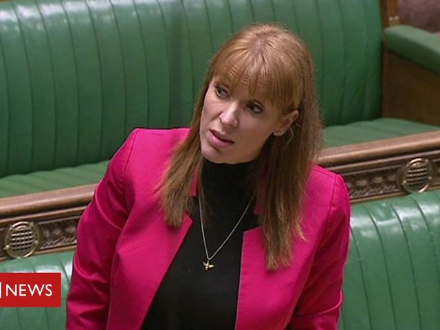 Conservative MPs 'faced abuse' over Angela Rayner's 'scum' remark