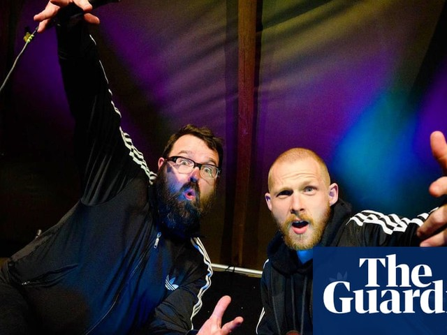 The Mighty Kids Beatbox Comedy Show review – extraordinary vocal gymnastics and doofus energy