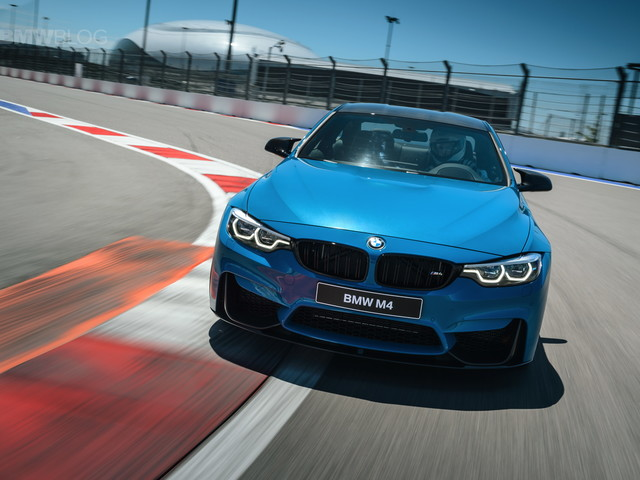 Are BMW M Colors Still Named After Race Tracks?